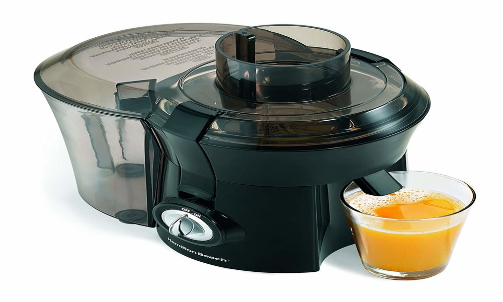 Hamilton Beach Juicer Review