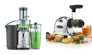 Masticating vs Centrifugal Juicer: A Comparative Study of the Two